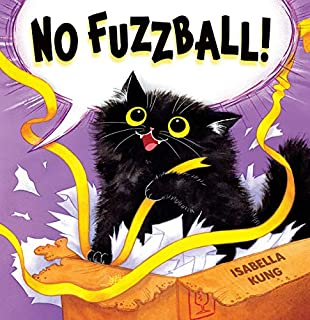 Book Cover: No Fuzzball!