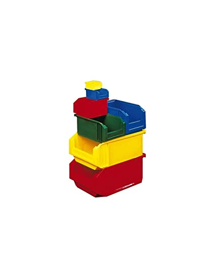 Genérico-Caja de almacenaje tipo Stanley-Cubetas capacidad l ...