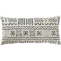 Rivet Mudcloth-Inspired Pillow, 12