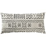Image of Rivet Mudcloth-Inspired Pillow, 12