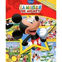 La maison de Mickey: Mon premier cherche et trouve