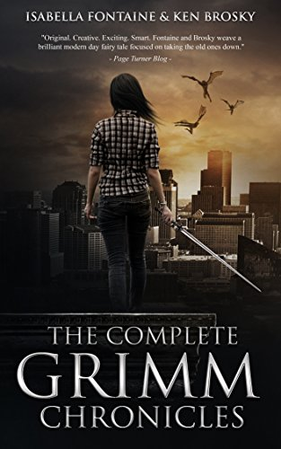 The Complete Grimm Chronicles (The Grimm Chronicles Box Set) cover