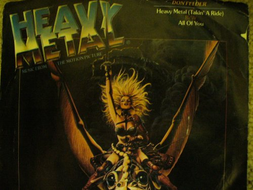 Heavy Metal Takin A Ride All Of You 7 Music