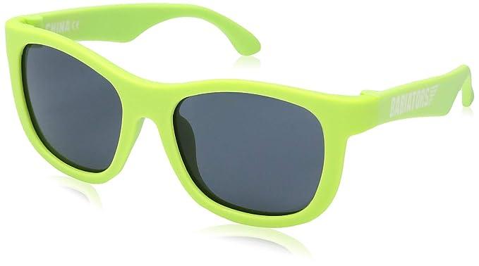 Babiators - Gafas de sol - para bebé niño verde 0-2 Años ...