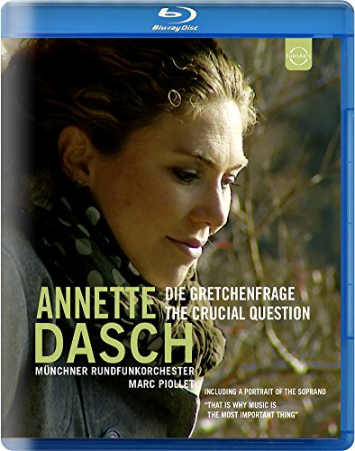 Annette Dasch-Crucial Question (Blu-ray)