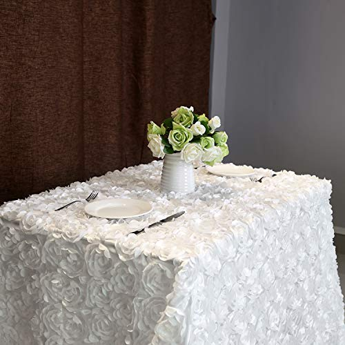 - B-COOL 3d floral tablecloth Rectangular 60