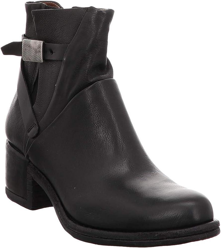 A.S.98 Damen Stiefeletten Opea 548203 schwarz 723164 Schwarz