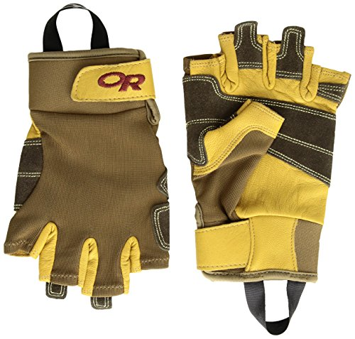 Outdoor Research Fossil Rock Gloves, Natural/Earth, ()