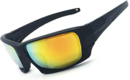Para Hombres Conducción Gafas de sol Polarizadas Exterior Deportes Anteojos protección UV400