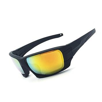 Amazon.com: Gafas de sol polarizadas para trabajo y deportes ...