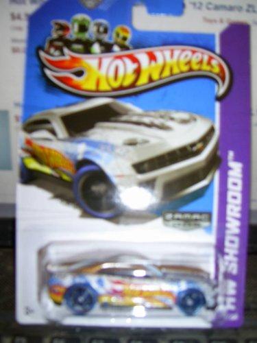 Hot Wheels Hw Showroom Zamac 009 '12 Camaro Zl1 192/250