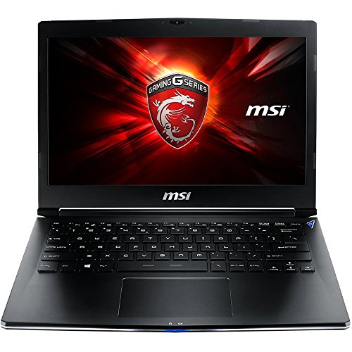 MSI GS60 Ghost Pro-002 15.6' Slim Gaming Laptop GTX 970M i7-6700HQ 16GB 128GB SSD + 1TB WIN 10...