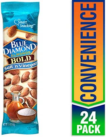 Nuts & Seeds: Blue Diamond Bold Snack Tubes