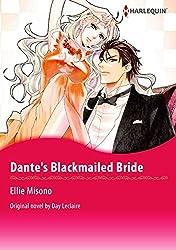 Dante's Blackmailed Bride: Harlequin comics