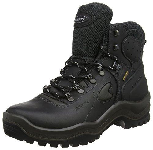 Adults' Black Black 11205 High Hiking V 15 Grisport Rise Unisex Boots Dakar PZy5q4wS