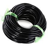 Perfectii 20M Micro Drip Irrigation, 3/5mm PVC Watering Tubing Hose Pipe Drip Watering Hose for Micro Dripper Garden Drip Irrigation System