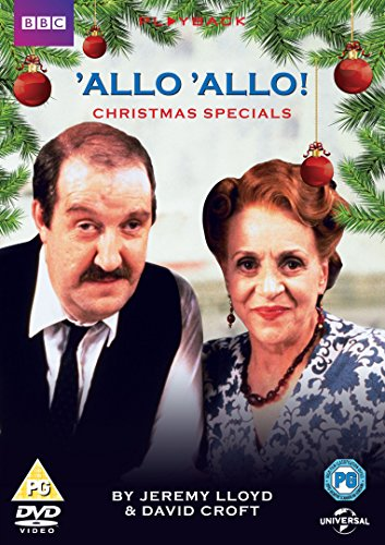 Allo 'Allo - The Christmas Specials - Vicki Cooke