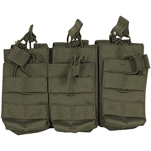 Viper TACTICAL - Porte-Chargeur Triple Duo 1
