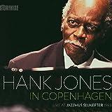 Hank Jones in Copenhagen - Live at Jazzhaus Slukefter 1983