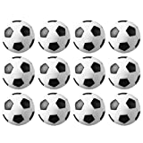 Mememall Fashion 12pcs 36mm Soccer Table Foosball Replacement Balls Wholesale lot of 12 Set USA