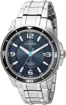 Citizen BM6929-56L Men's Quartz Titanium Casual Watch