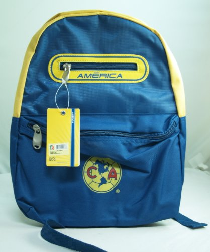 CA Club America Team Logo Children's Backpack - 002 (Club America Backpack)