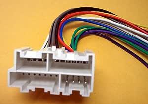 Amazon.com: Stereo Wire Harness Chevy Pickup 88 89 90 91 92 93 (car Radio  Wiring installa.: Automotive | Chevy 1500 Wiring Diagram Cd Player |  | Amazon.com