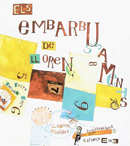 Els embarbussaments de Llorenç (El Tricicle) por Giménez Tarazona, Llorenç,Mayor López, Carmela