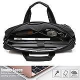 CoolBELL 17.3 inch Laptop Bag Messenger Bag Hand