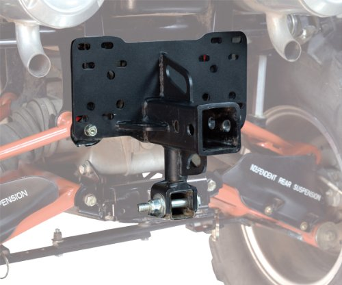 Komodo ATV3WH22 ATV 3-Way Receiver Hitch with 2-Inch Hitch Ball