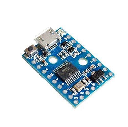 Seajunn 10pcs/lot Digispark Pro kickstarter development board use Micro ATTINY167 module usb
