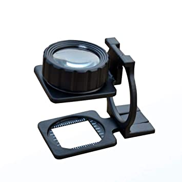 6c915067be4b Amazon.com: Scale Magnifying Glass, Thick Photo Latitude and ...