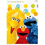 American Greetings Elmo Treat Bags (8 Count)