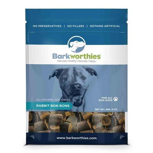 Image of Barkworthies Rabbit Liver Bon Bons Single