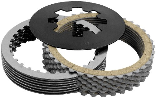 Belt Drives Ltd. Kevlar Clutch Kit for Harley Davidson 1990-97 Big Twin, 1991-2 (Kevlar Clutch Set)