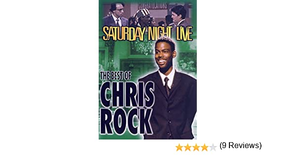 Saturday Night Live Best Of Chris Rock Amazonca Don Pardo Lenny
