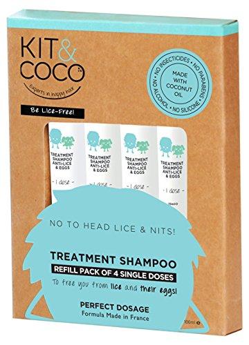 Head lice & nits treatment shampoo (100ml)