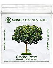 100 Sementes de Cedro Rosa (Verão) - Cedrela fissilis