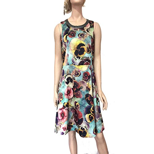womens-casual-fit-and-flare-floral-sleeveless-dress-medium