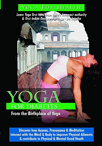 Yoga for Diabetes by TMW MEDIA GROUP, INC (Image #1)