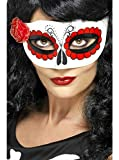 Smiffys Women's Mexican Day Of The Dead Eyemask