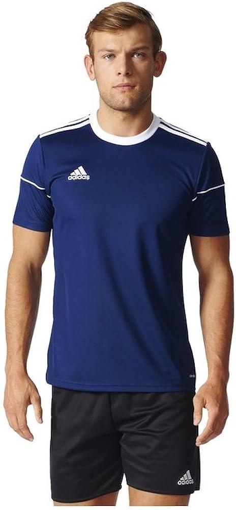 adidas Squad 17 JSY SS - Camiseta de Manga Corta Hombre