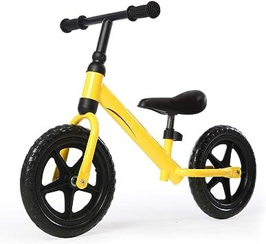 Bicicleta de Equilibrio for Niños Rueda de Aprendizaje de Potencia ...