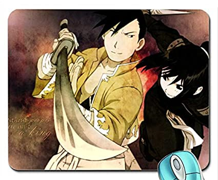 Anime Fullmetal Alchemist Brotherhood Ling Yao Lan