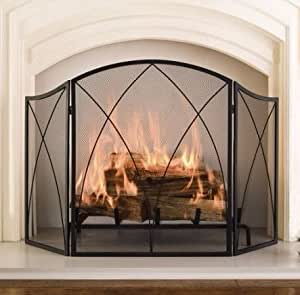 Fireplace Screen Protector|Victorian Style