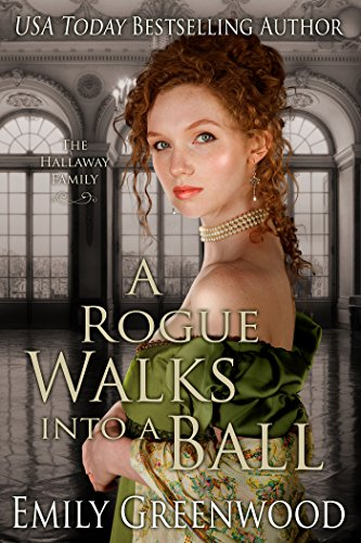A Rogue Walks into a Ball (The Hallaway Family) (English Edition)