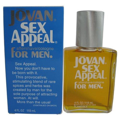 Sex Appeal by Jovan After Shave/Cologne 4 oz / 120 ml (Men)