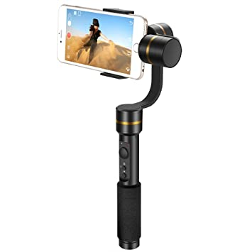 Markrom g1 handheld gimbal stabilizer for phone shooting with 3 axis markrom g1 handheld gimbal stabilizer for phone shooting with 3 axis auto balance switch ccuart Choice Image