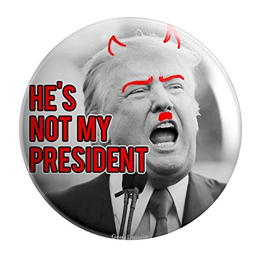 geek-details-trump-hes-not-my-president-225-pinback-button