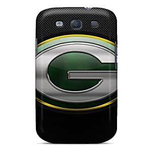 New Arrival ZiIJHOy6345YILAI Premium Galaxy S3 Case(green Bay Packers) by lolosakes